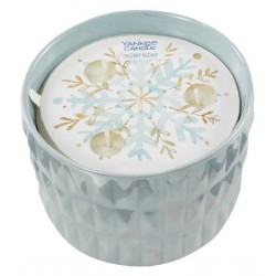 VONNÁ SVÍČKA YANKEE CANDLE WINTER WISH SNOWY NIGHT DECOR MALÝ