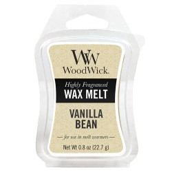 WOODWICK VANILLA BEAN VOSK DO AROMALAMPY
