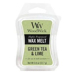 WOODWICK GREEN TEA & LIME VOSK DO AROMALAMPY __