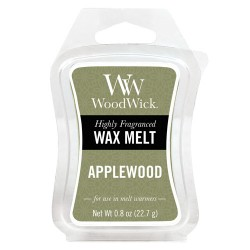 WOODWICK APPLEWOOD VOSK DO AROMALAMY
