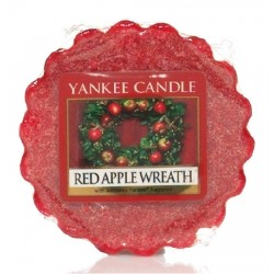 RED APPLE WREATH VOSK DO AROMALAMPY