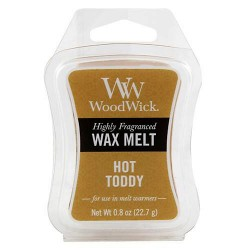 WOODWICK HOT TODDY VOSK DO AROMALAMPY
