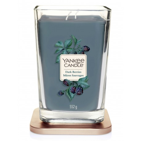 Yankee Candle DARK BERRIES Elevation velká
