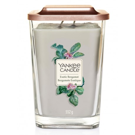 Yankee Candle EXOTIC BERGAMOT Elevation velká