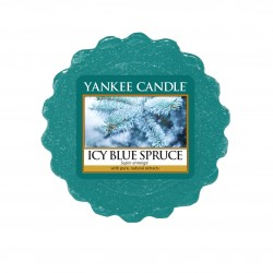 YANKEE CANDLE ICY BLUE SPRUCE VONNÝ VOSK DO AROMALAMPY