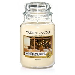 YANKEE CANDLE WINTER WONDER CLASSIC VELKÝ
