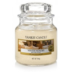 YANKEE CANDLE WINTER WONDER CLASSIC MALÝ