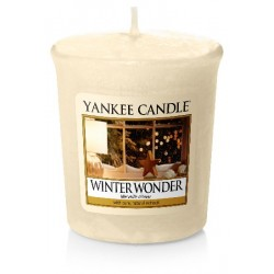 YANKEE CANDLE WINTER WONDER VOTIVNÍ
