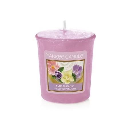 YANKEE CANDLE FLORAL CANDY CLASSIC MALÝ
