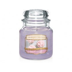 YANKEE CANDLE SWEET MORNING ROSE CLASSIC VELKÝ