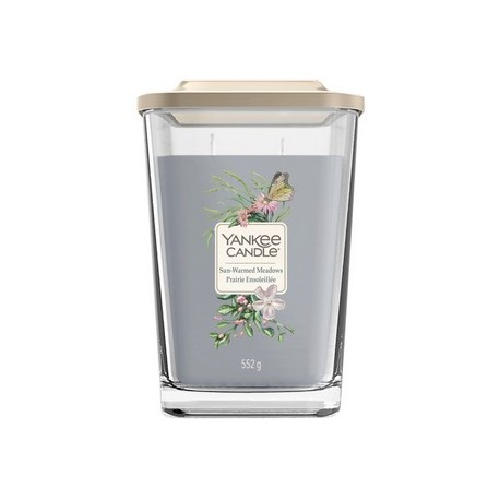YANKEE CANDLE ELEVATION SUN-WARMED MEADOWS SKLO 3KNOTY