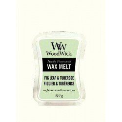 WOODWICK FIG LEAF & TUBEROSE VOSK DO AROMALAMPY