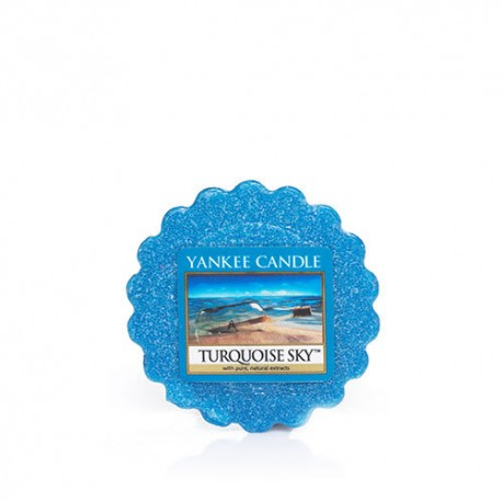 TURQUOISE SKY VOSK DO AROMALAMPY