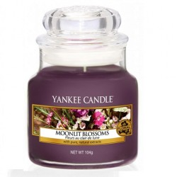 YANKEE CANDLE MOONLIT BLOSSOMS CLASSIC MALÝ