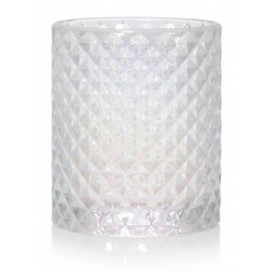 YANKEE CANDLE LANGHAM FACETED GLASS SVÍCEN NA SKLO