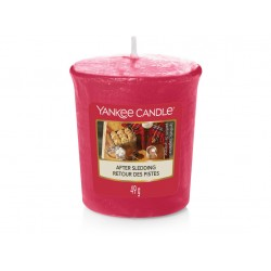 VONNÁ SVÍČKA YANKEE CANDLE AFTER SLEDDING VOTIVNÍ