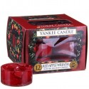 YANKEE CANDLE RED APPLE WREATH ČAJOVÁ SVÍČKA