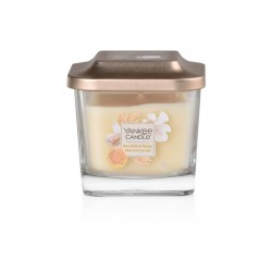 YANKEE CANDLE ELEVATION RICE MILK & HONEY HRANATÁ MALÁ 1 KNOT