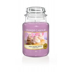YANKEE CANDLE SWEET BUNNY TREATS CLASSIC VELKÝ