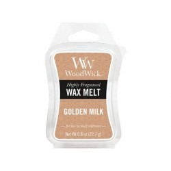 WOODWICK GOLDEN MILK VOSK DO AROMALAMPY