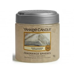 YANKEE CANDLE VOŇAVÉ PERLY SPHERES WARM CASHMERE