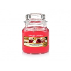 VONNÁ SVÍČKA YANKEE CANDLE CHRISTMAS MORNING PUNCH CLASSIC MALÝ