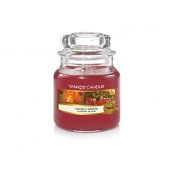 VONNÁ SVÍČKA YANKEE CANDLE CHRISTMAS HOLIDAY HEARTH CLASSIC MALÝ