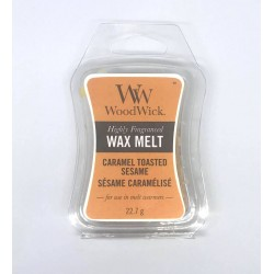 WOODWICK CARAMEL TOASTED SESAME VOSK DO AROMALAMPY