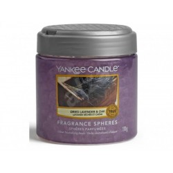 YANKEE CANDLE VONNÉ PERLY SPHERES DRIED LAVENDER & OAK