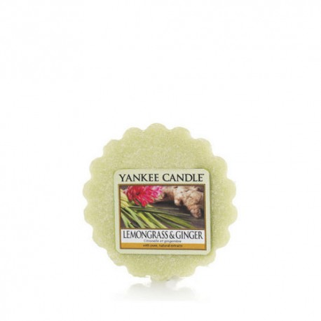LEMONGRASS & GINGER VOSK DO AROMALAMPY