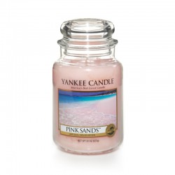 YANKEE CANDLE PINK SANDS CLASSIC VELKÝ